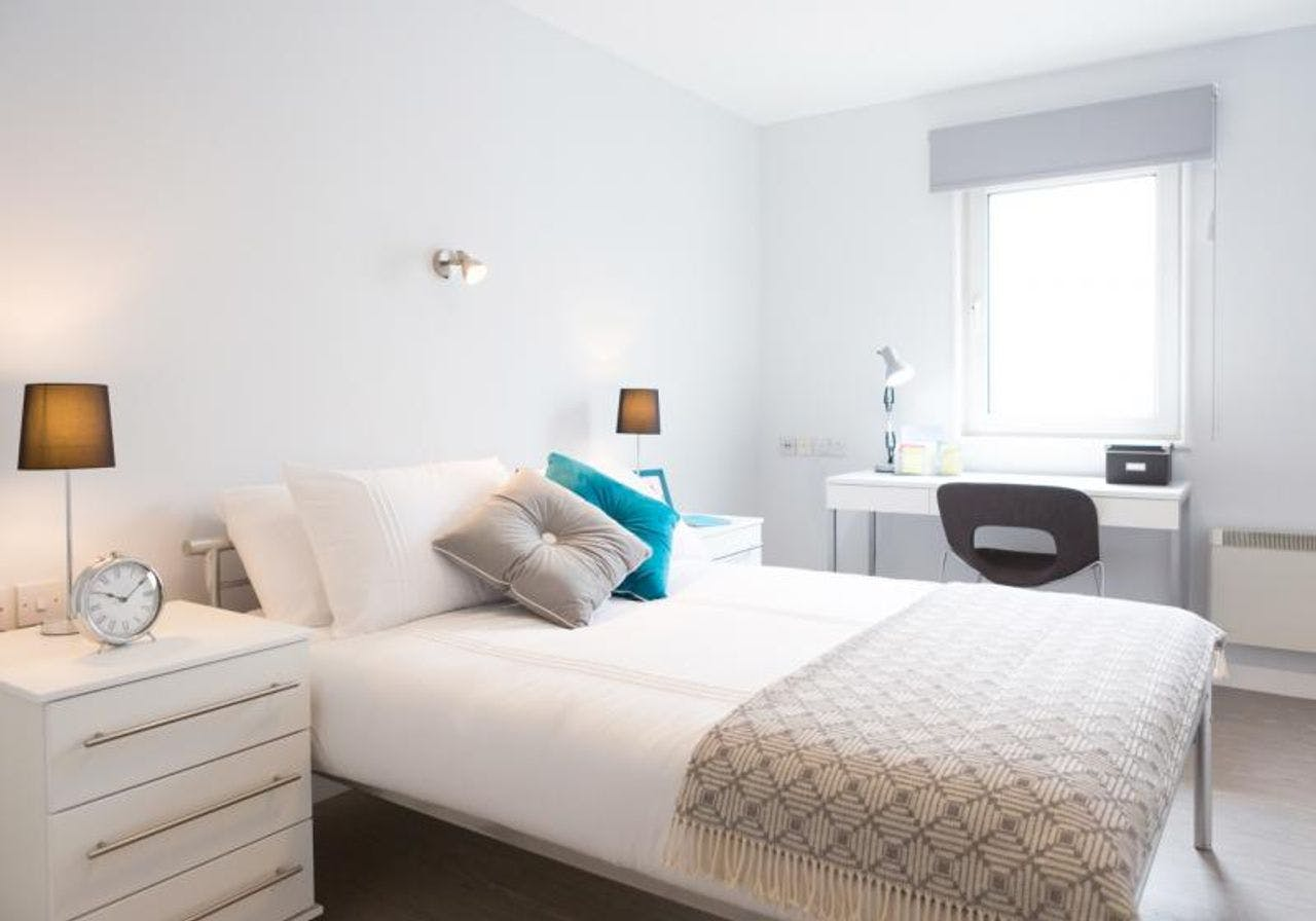 Silver Two Bed